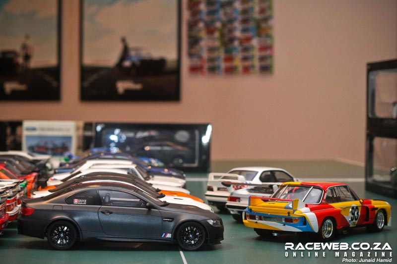THE DREAM GARAGE: MODEL CAR COLLECTION + MODELS FOR SALE
